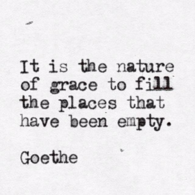 goethe nature essay