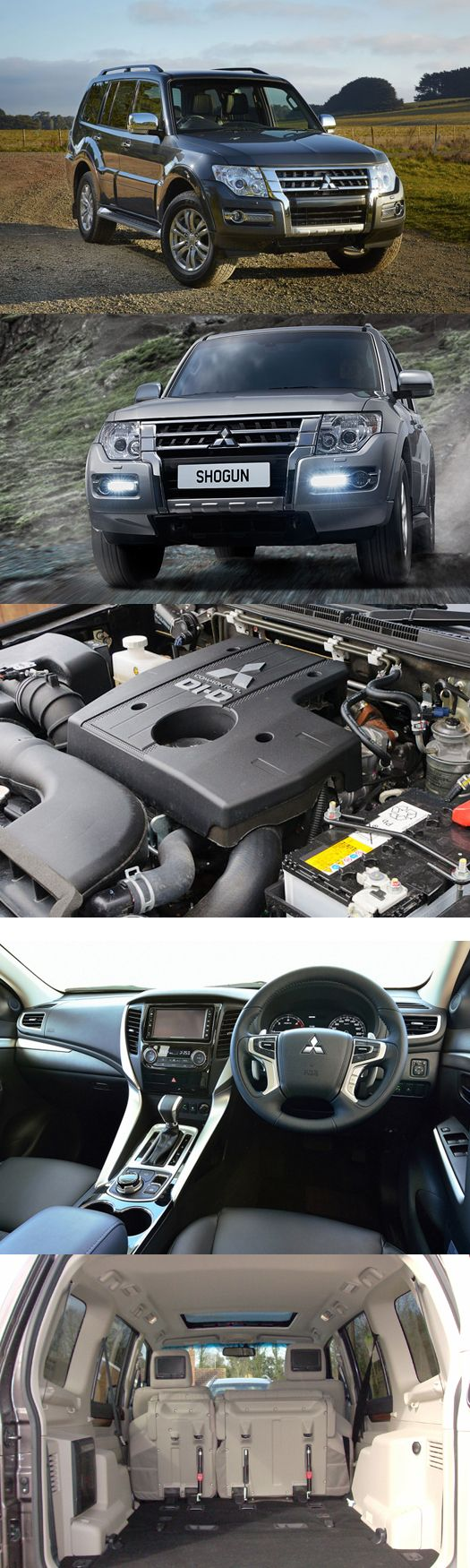 The #Mitsubishi #Shogun is a Rugged 4X4 For more read click: www.engines4sale.co.uk/blog/mitsubishi-shogun-rugged-4x4/