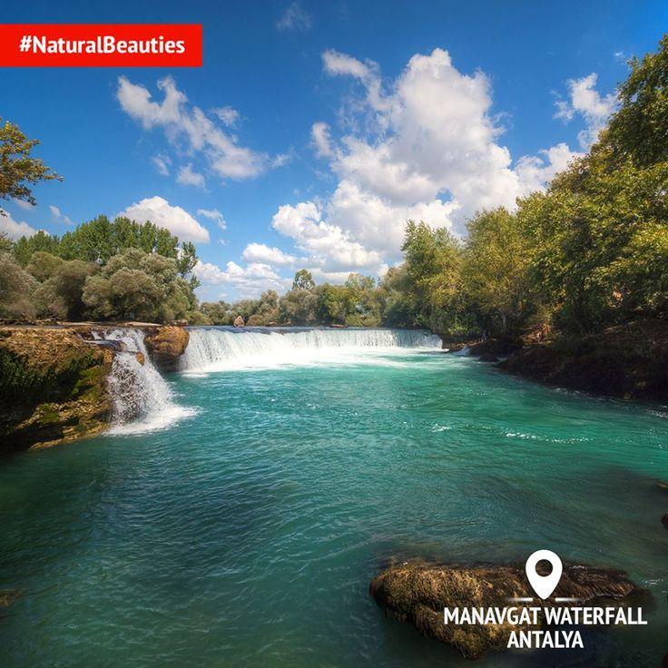 Що може освіжити вас найкраще у спекотний літній день? Чудовий водоспад Манавгат! #Antalya #Turkey #Homeof #ManavgatWaterfall