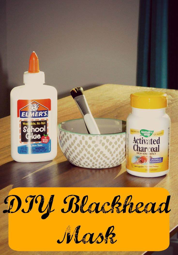 This amazing charcoal blackhead remover mask will leave you with smooth skin. It works like a nose strip, but covers your entire face.
