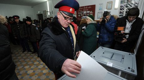 Two-thirds of Russians declare readiness to vote in 2018 presidential polls