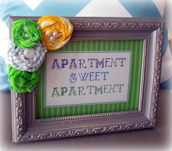 Apartment Sweet Apartment