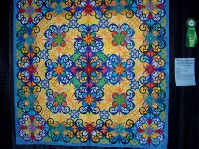 Just amazing.  Quilting on Main Street: The Quilt Fest of New Jersey VII - My Visit