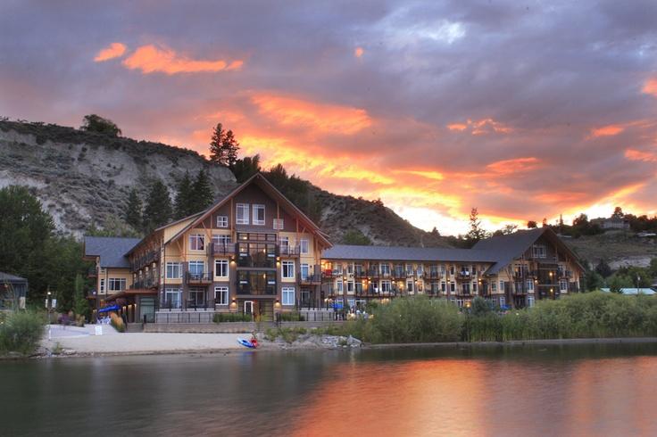 Summerland Waterfront Resort & Spa in Summerland BC Canada