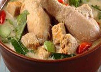 Resep Sayur Ayam Lodeh