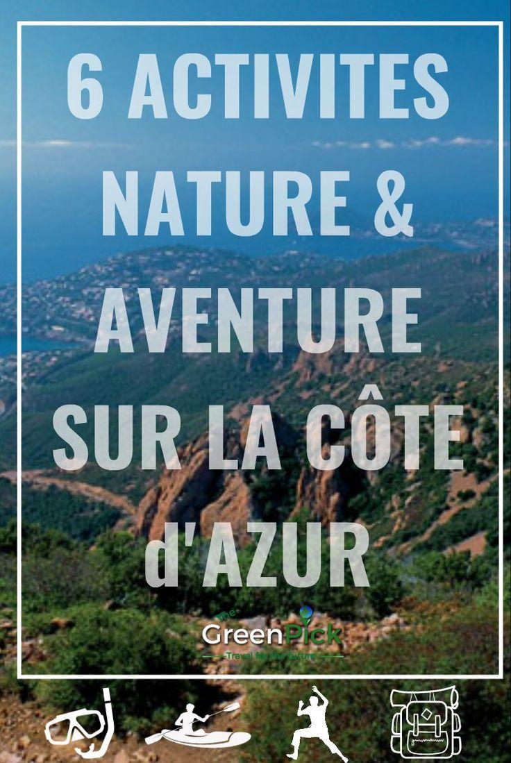 6 activites nice aventure nature que faire sur la cote d'azur