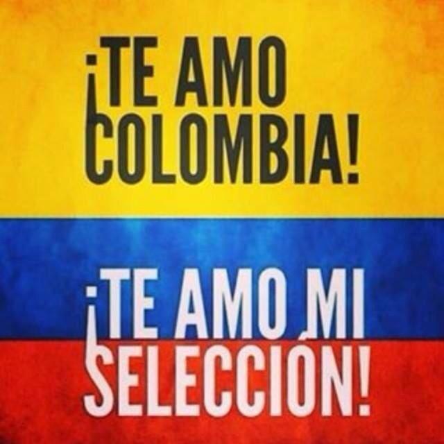 Mi linda Colombia!!!