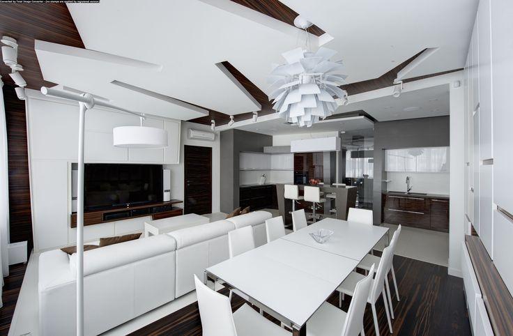 Apartment Renovation in Moscow,Courtesy of Vladimir Malashonok