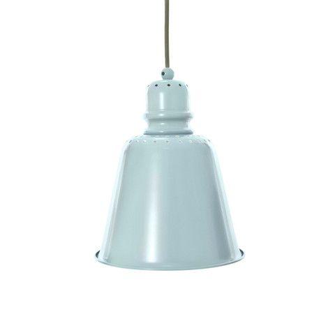 LAMPE - SEBRA METALL TAKLAMPE (BLÅ)
