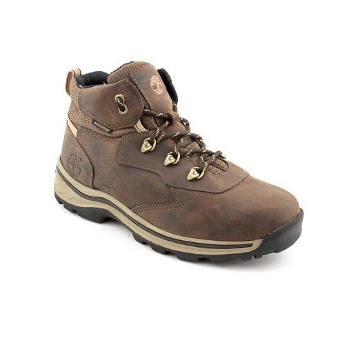 Timberland White Ledge Waterproof Hiker (Big Kid) -                     Price: $  65.00             View Available Sizes & Colors (Prices May Vary)        Buy It Now      Keep your child's feet warm and dry in even the worst weather conditions they wear the White Ledge Waterproof Boot by Timberland. This rugged child's boot's upper is...