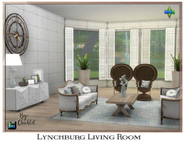 Risator Living Room Sims