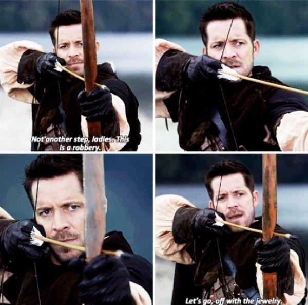 Robin Hood - 6*10 ~ Wish You Were Here