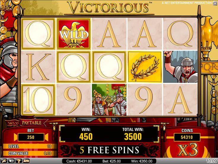 Log into https://www.wintingo.com/ and #play Victorious video slot