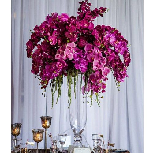 Best bouquet in glass vase images on pinterest