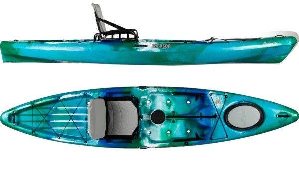 Jackson Kayak Cruise Fishing Kayak Review