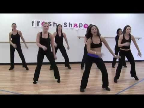 zumba-I had a hard time with the footwork haha! But this a good one for your legs
