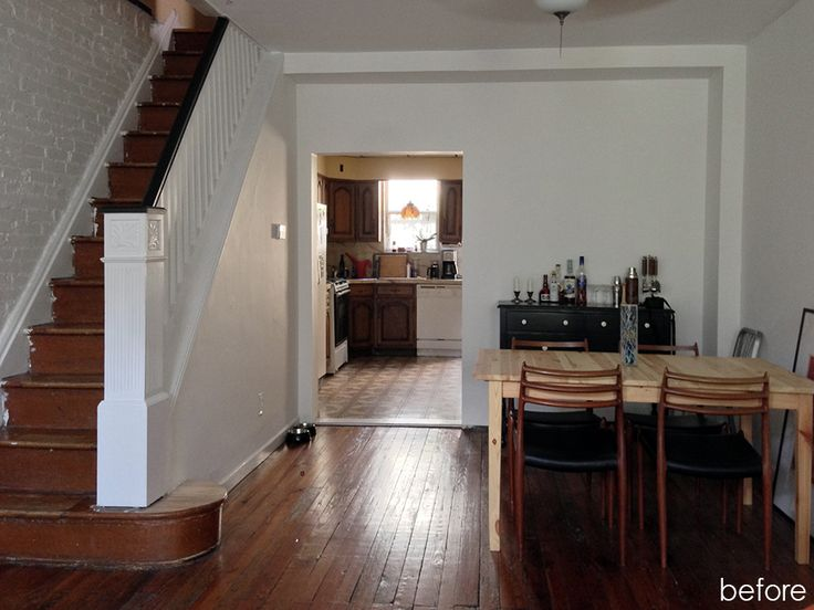 Interior 2 philly row house home remodeling house - Interior design ideas for row houses ...