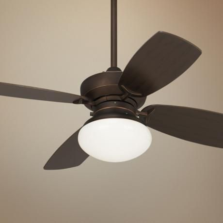 "More than the silver version, but decent. | 36"" Outlook Oil-Rubbed Bronze Ceiling Fan for $126 (designer discount)"