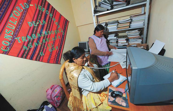 Trabajadoras del hogar reclaman seguro médico aprobado en 2003 | Radio Panamericana