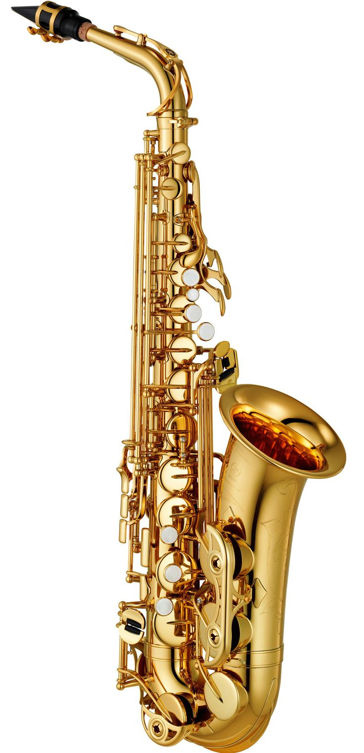 This Intermediate saxophone is designed to make the step up from your student model smooth and enjoyable. With a design influenced by high-end Yamaha saxophones, the YAS-480 features highly accurate i