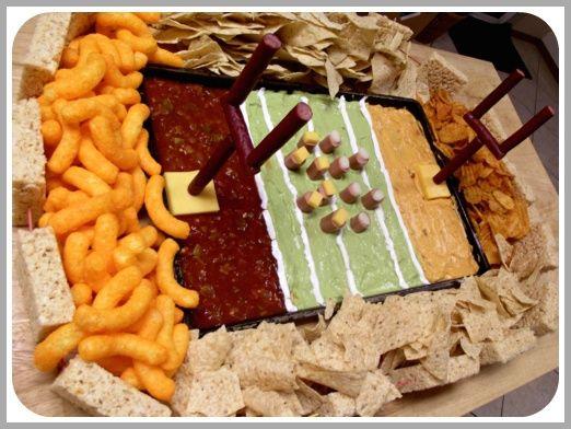 Superbowl Food Ideas #food #football