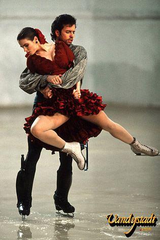 Katarina Witt CARMEN and Brian Boitano DON JOSÉ