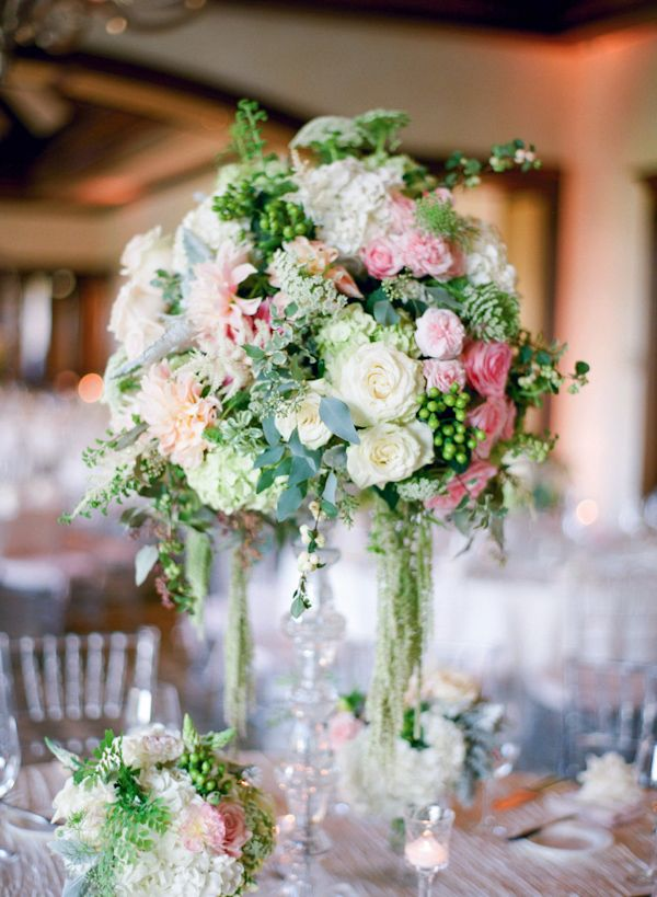 Newport beach wedding with photos by troy grover floral
