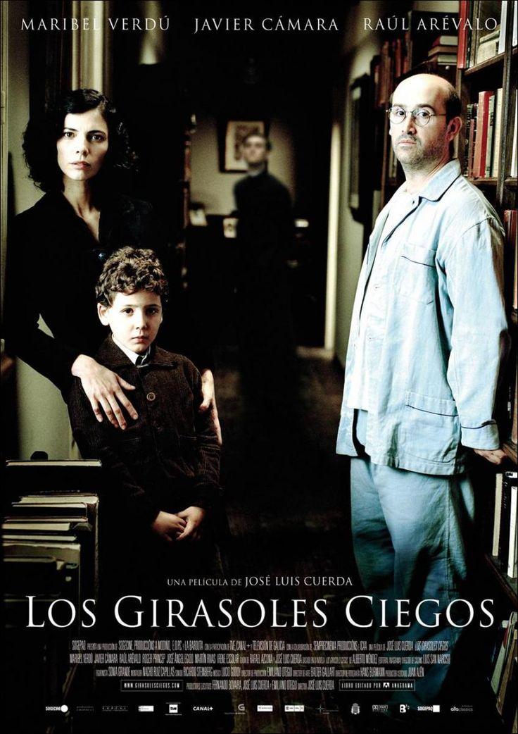 Los girasoles ciegos (2008) España. Dir: José Luis Cuerda. Drama. Postguerra. Galicia - DVD CINE 1253