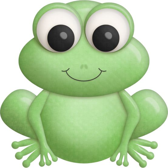 green frog clipart - photo #46