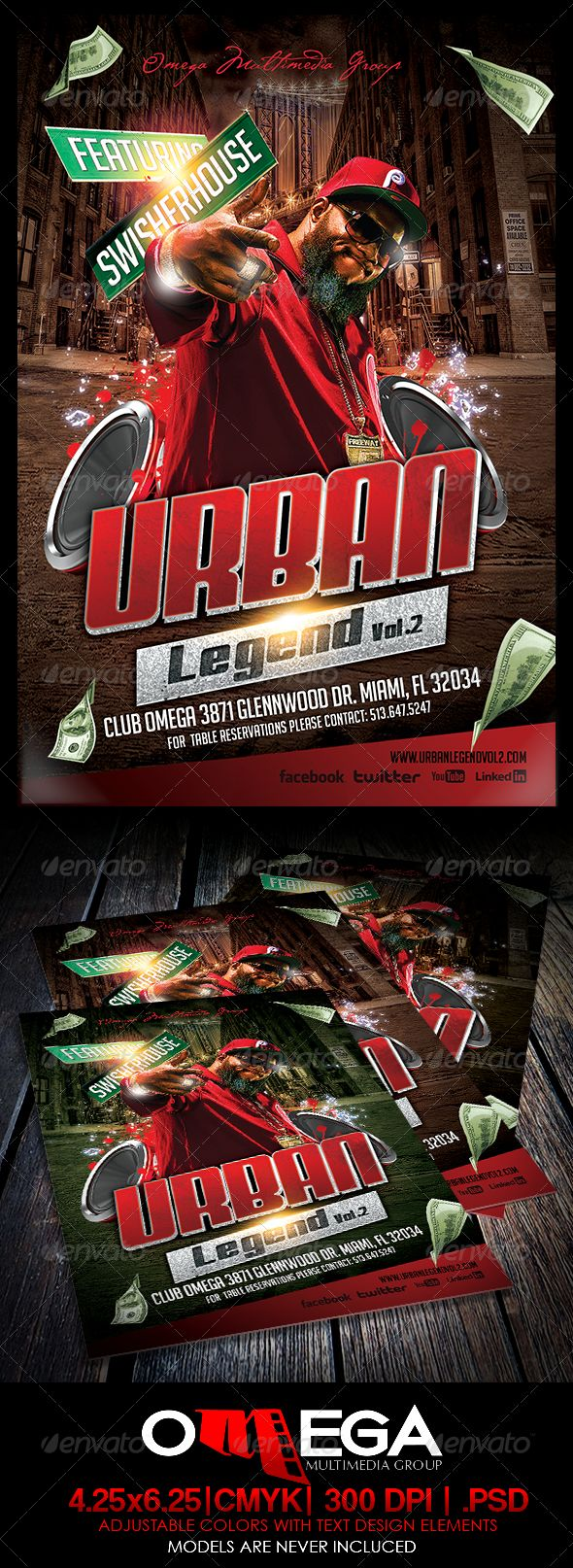 Realistic Graphic DOWNLOAD (.ai, .psd) :: http://sourcecodes.pro/pinterest-itmid-1005901529i.html ... Urban Legend Vol.II ...  brooklyn, christmas, city, dj, djay, event, fall, flyer, holiday, new york, old, party, rap, red, rock, school, text, type, urban  ... Realistic Photo Graphic Print Obejct Business Web Elements Illustration Design Templates ... DOWNLOAD :: http://sourcecodes.pro/pinterest-itmid-1005901529i.html