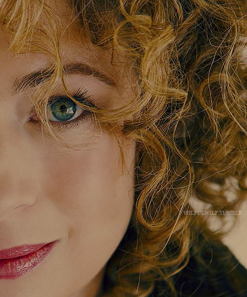 Alex Kingston: River Song, a.k.a Melody Pond, a.k.a The Doctor's Wife, a.k.a daughter of Amy and Rory Pond.