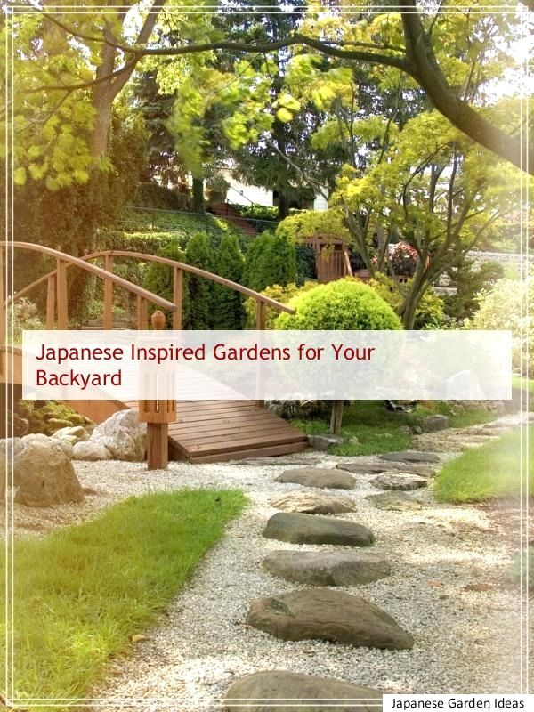 13 great and amazing back yard japanese inspired garden ideas rh pinterest com