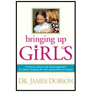Another awesome book by Dobson about how to raise our girls. Love it!