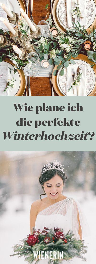 """Wie sieht die perfekte Winterhochzeit aus? """"Macherei""""-Gründerin Vera Doppler im Talk"""