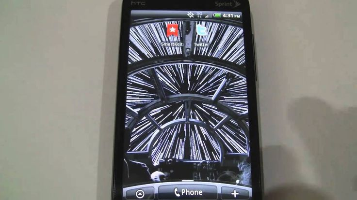 Motorola Droid 2 R2-D2 Boot Animation And Live Wallpapers Up For