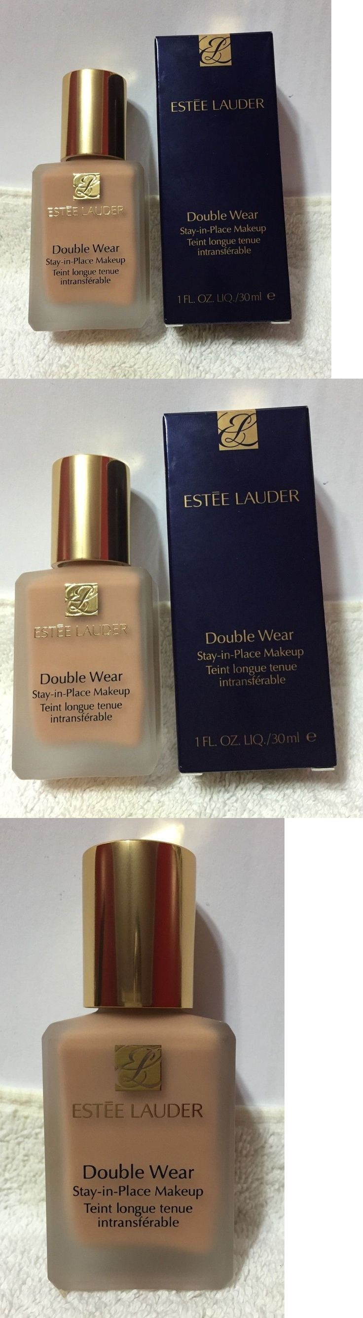 Concealer: New In Box - Estee Lauder Double Wear Makeup - 3N2 Wheat - Full Sz - 1 Oz -> BUY IT NOW ONLY: $34.95 on eBay!