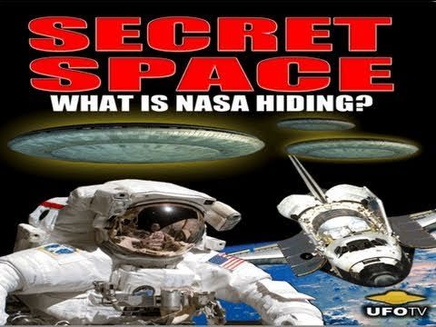 UFOTV: What Is NASA Hiding? - Secret Space, UFOs and NASA