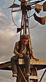 James Dean ~ Giant GIF