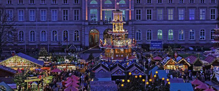 Weihnachtsstadt Karlsruhe 2016