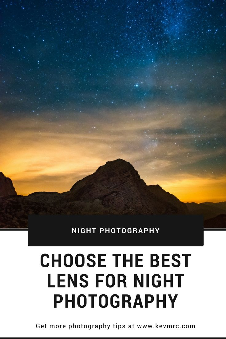 Night photography is one of the hardest style of photography to master, and will definitely put your gear to the test. If you're trying to decide which is the best lens for night photography, then read on to find out the answer.