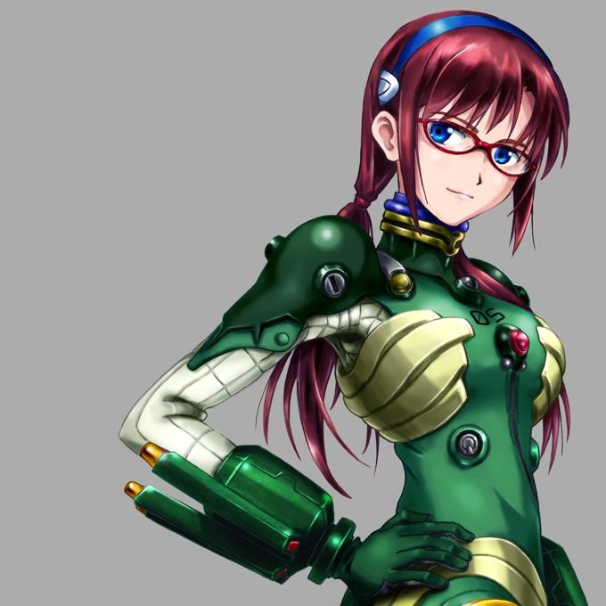 Makinami Mari Illustrious | Neon Genesis Evangelion ...