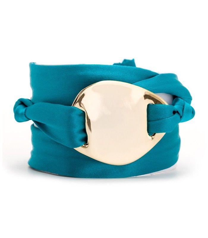 Savara Triple Wrap Bracelet