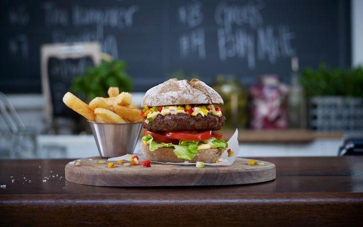 Burgere - REMA 1000
