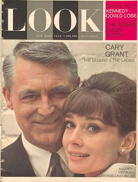 LOOK magazine - 1963 edition for 25 cents