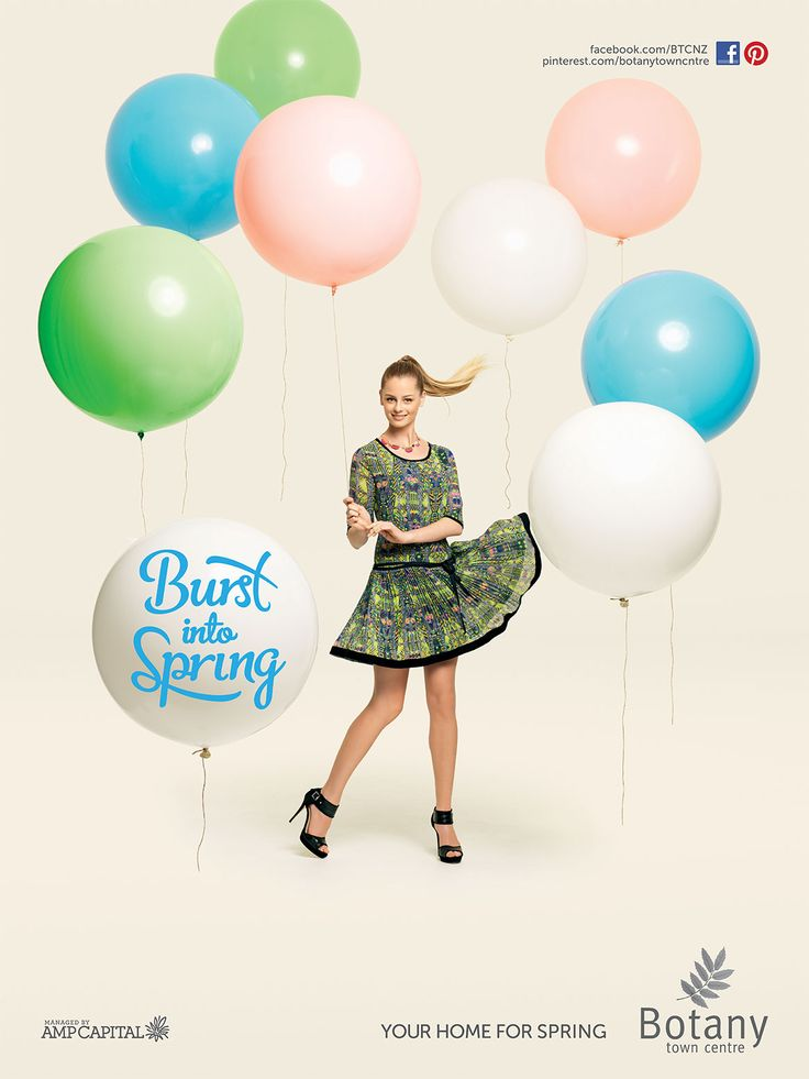 Allure Spring Postcard Series 2