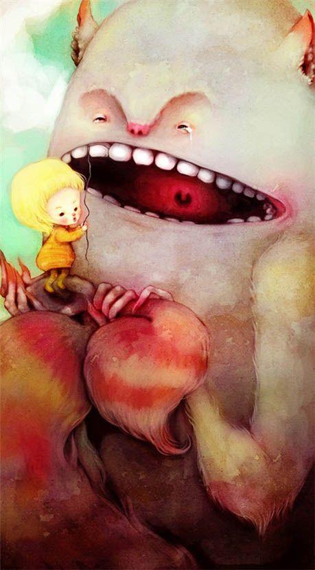 Иллюстратор Сара Уилсон (Sara Wilson)