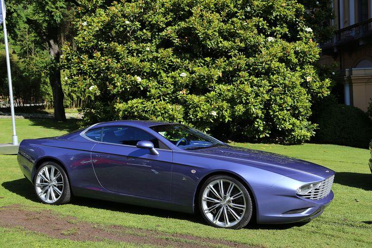2013 Aston Martin DBS Coupé Zagato Centennial