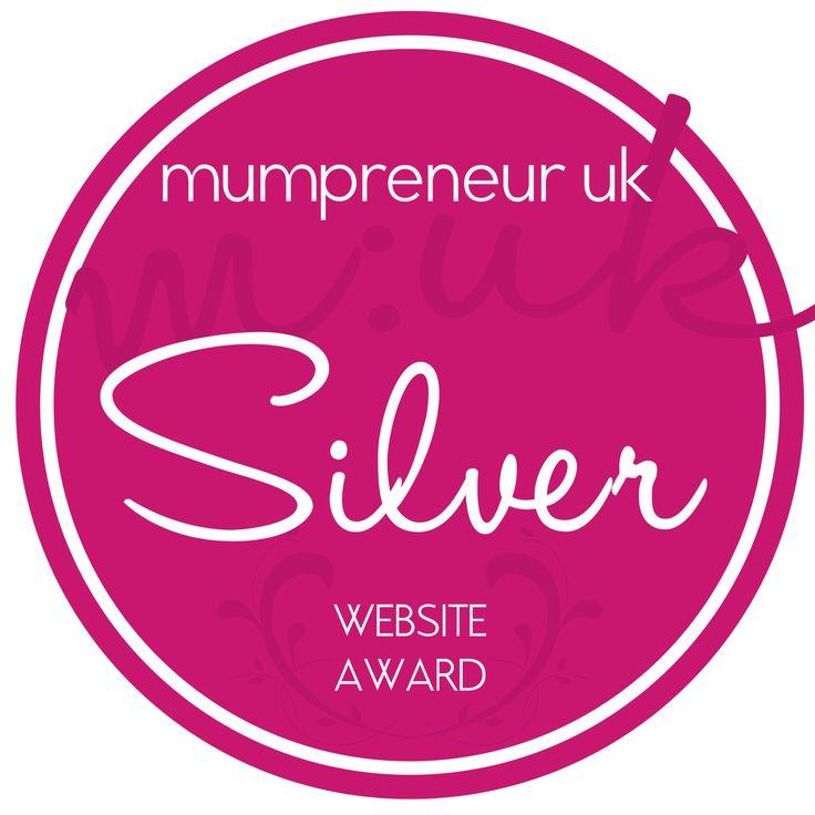 Recent award I won for my website www.foreverfabulous.ie