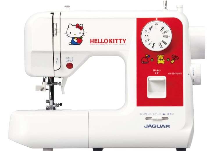電子ミシン SAN-2013KT|画像をクリックすると製品詳細をご覧いただけます◎  Electronic Sewing Machine SAN-2013KT|Click image for product details◎ #JAGUAR #sewingmachine