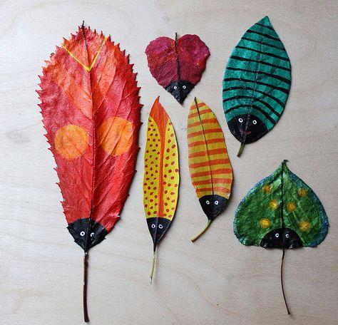 Bladbeestjes